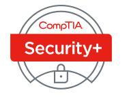 CompTIA Sec+ logo