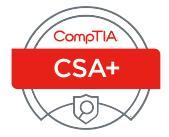 CompTIA CSA+ logo