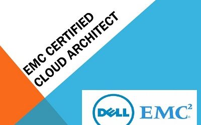 EMCCA – Cloud Architect