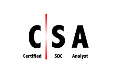 CERTIFIED SOC ANALYST (CSA)