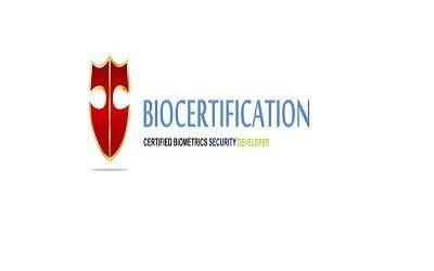 Certified Biometric Security Developer