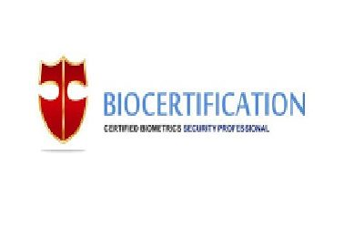 Certified Biometric Security Professional