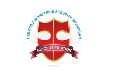 Certified Biometric Security Technician (CBST)
