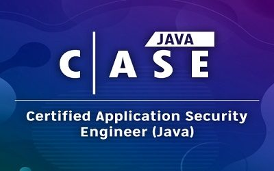 Certified Application Security Engineer | CASE .JAVA – EC-Council