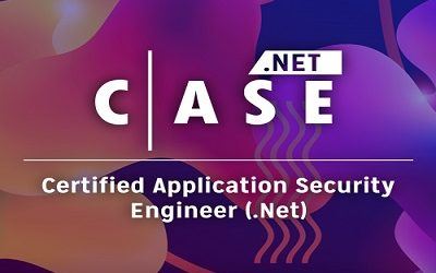 Certified Application Security Engineer | CASE .NET – EC-Council