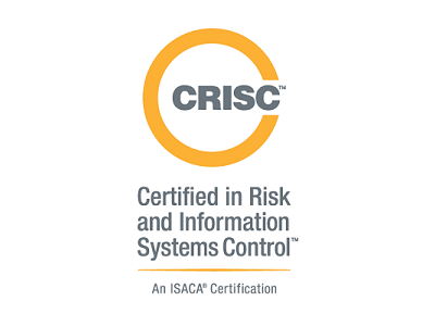 Certified in Risk and Information Systems Control – (CRISC)