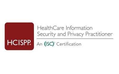HealthCare Information Security and Privacy Practitioner – HCISPP