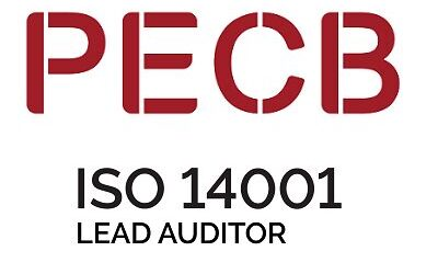 Certified ISO 14001 Lead Auditor (SUSTAINABILITY)