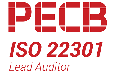 ISO 22301 Lead Auditor (GONTINUITY, RESILIENCE, AND RECOVERY)